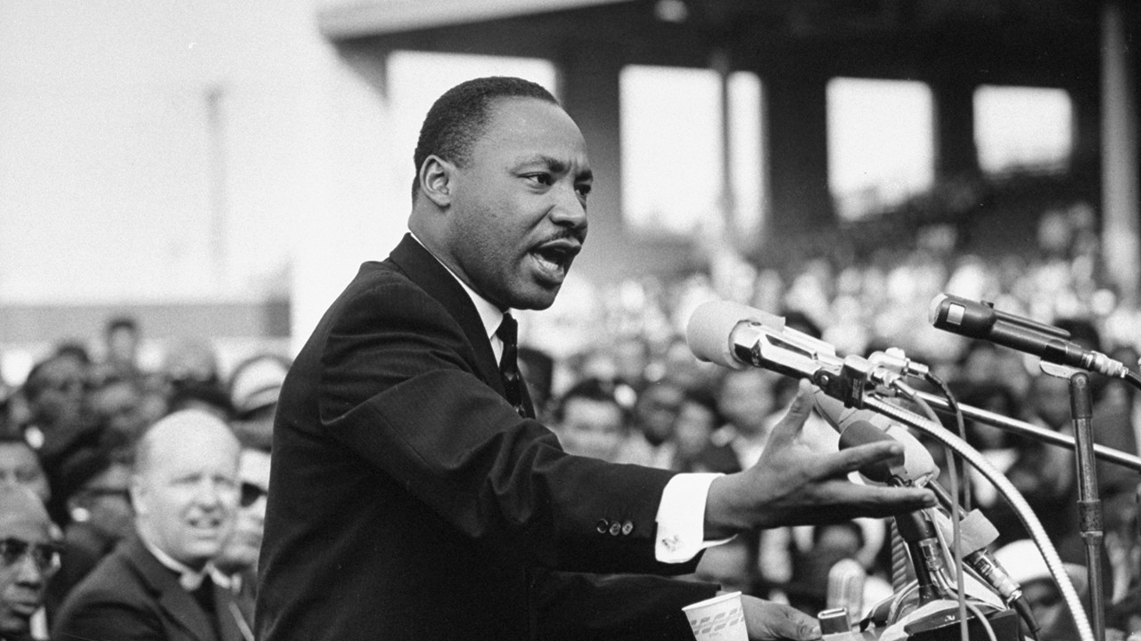 Martin Luther King Speech