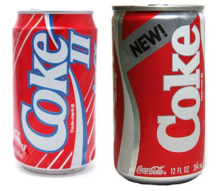 New Coke Heritage