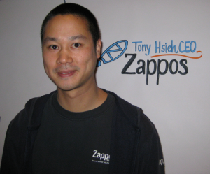 Zooming in on Zappos Tony Hsieh