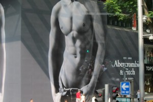 Sex Advertising Abercrombie and Fitch