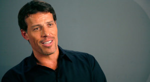 Anthony Robbins Time of your Life