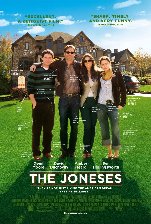 The Joneses stealth marketing