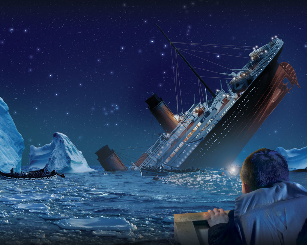 Leadership Lessons in Titanic Sinking