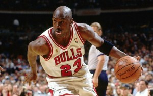 Michael Jordan an exemplar of Extreme Focus