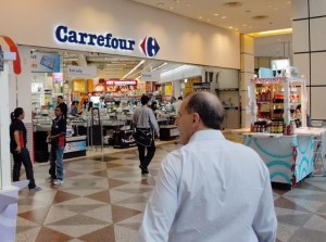 Carrefour Closes in Singapore