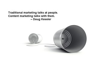 Integrated Marcoms to Content Marketing