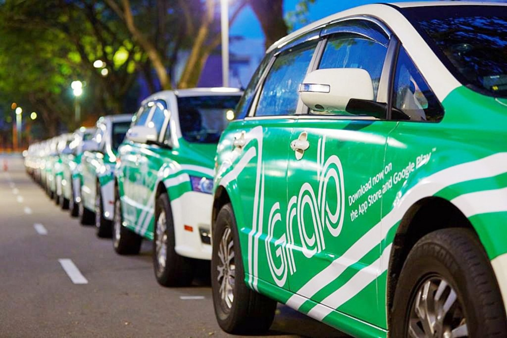GrabCar Disruptive Innovation