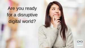 Digital World Disruptive