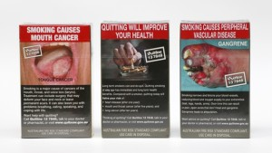 Neuromarketing - Gory Cigarette Images