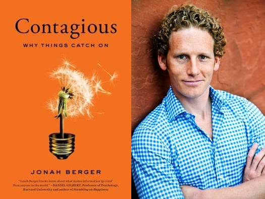 Jonah Berger Contagious Viral Content