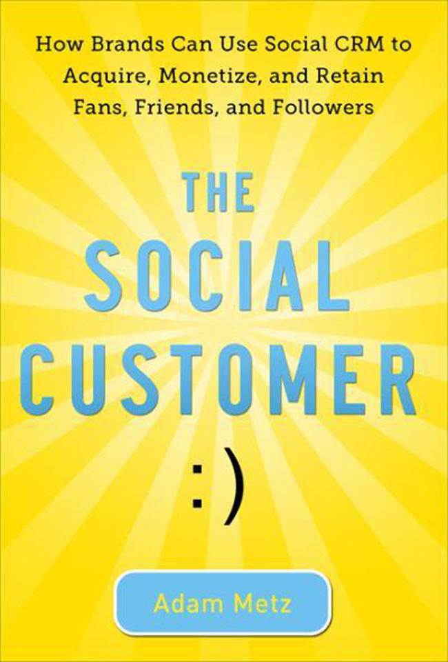The Social Customer Adam Metz