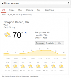 newport beach weather