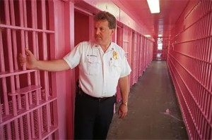 Why Prison and Locker Rooms are Pink