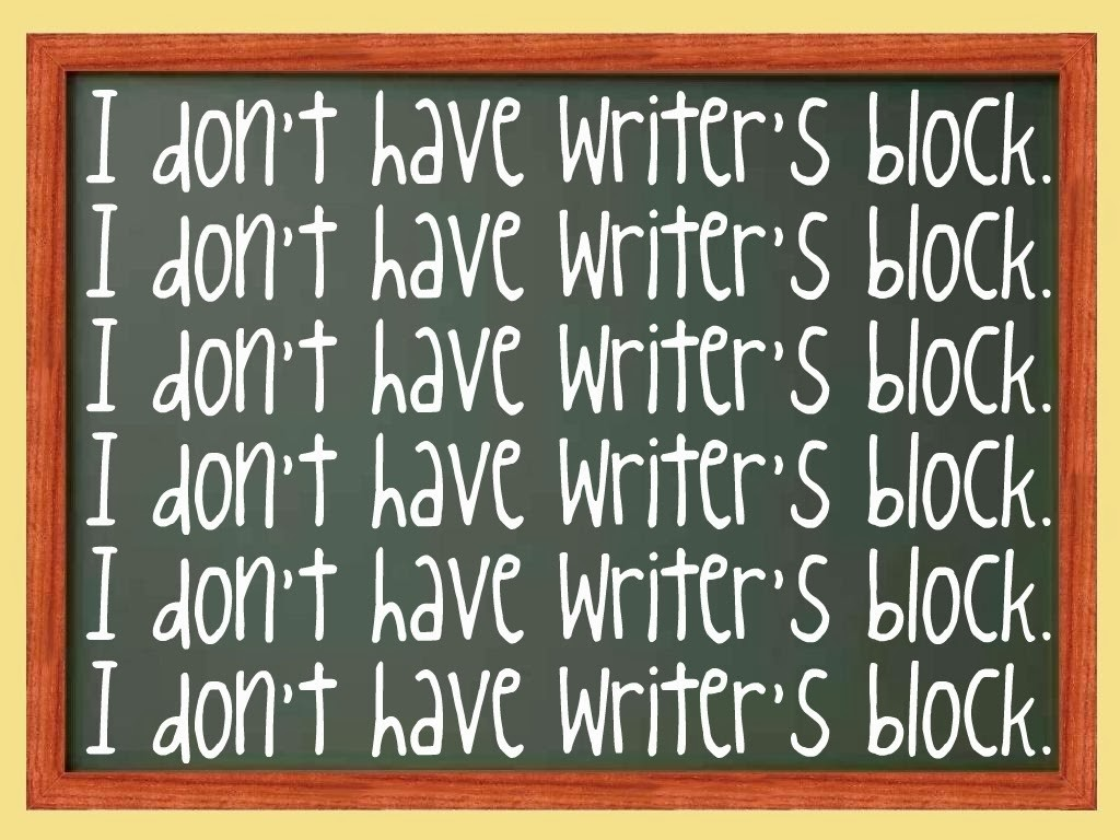 10 Ways to Beat the Writer's Blues