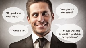6 Ways to Piss Potential Clients Off