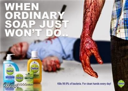 Dettol Soap Bad Ad