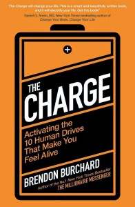 The Charge Book Cover