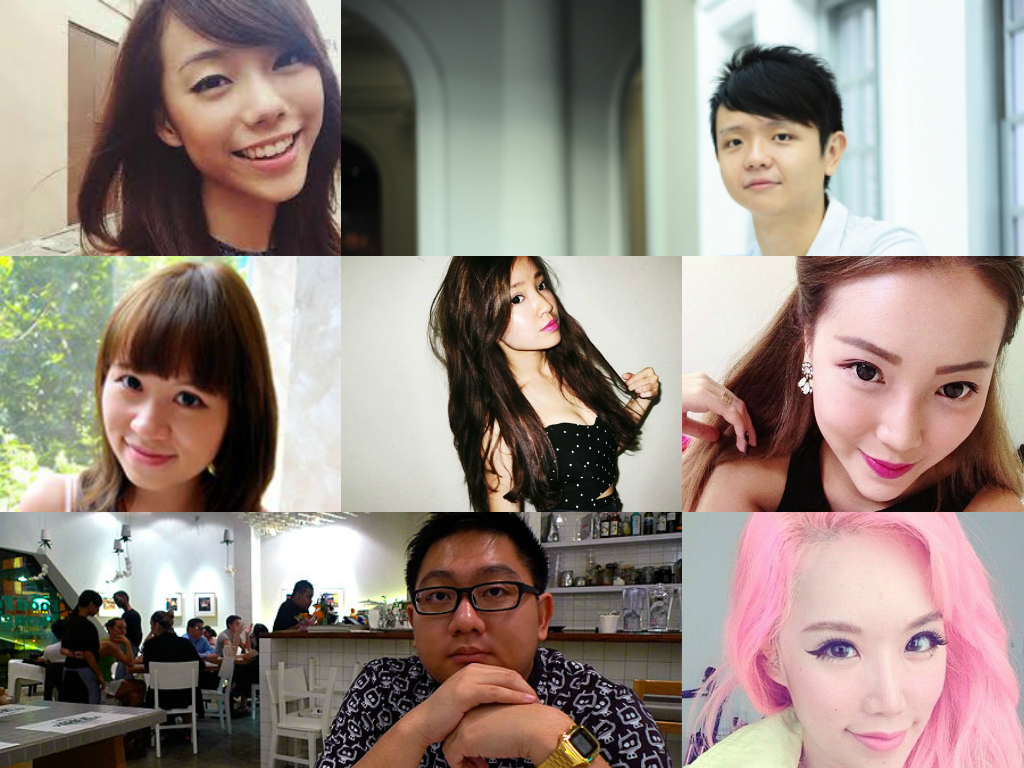 Singapore top bloggers