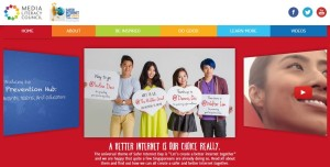 Better Internet SG - Website