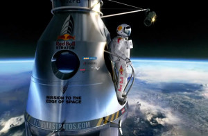 Content Marketing 6 Myths - Red Bull Stratosphere Jump