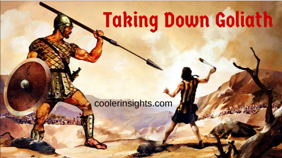 Digital Marketing 101 - Taking Down Goliath