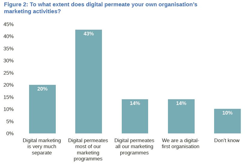 Digital Marketing in Organizations
