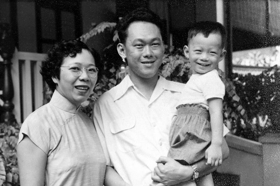 Lee Kuan Yew family
