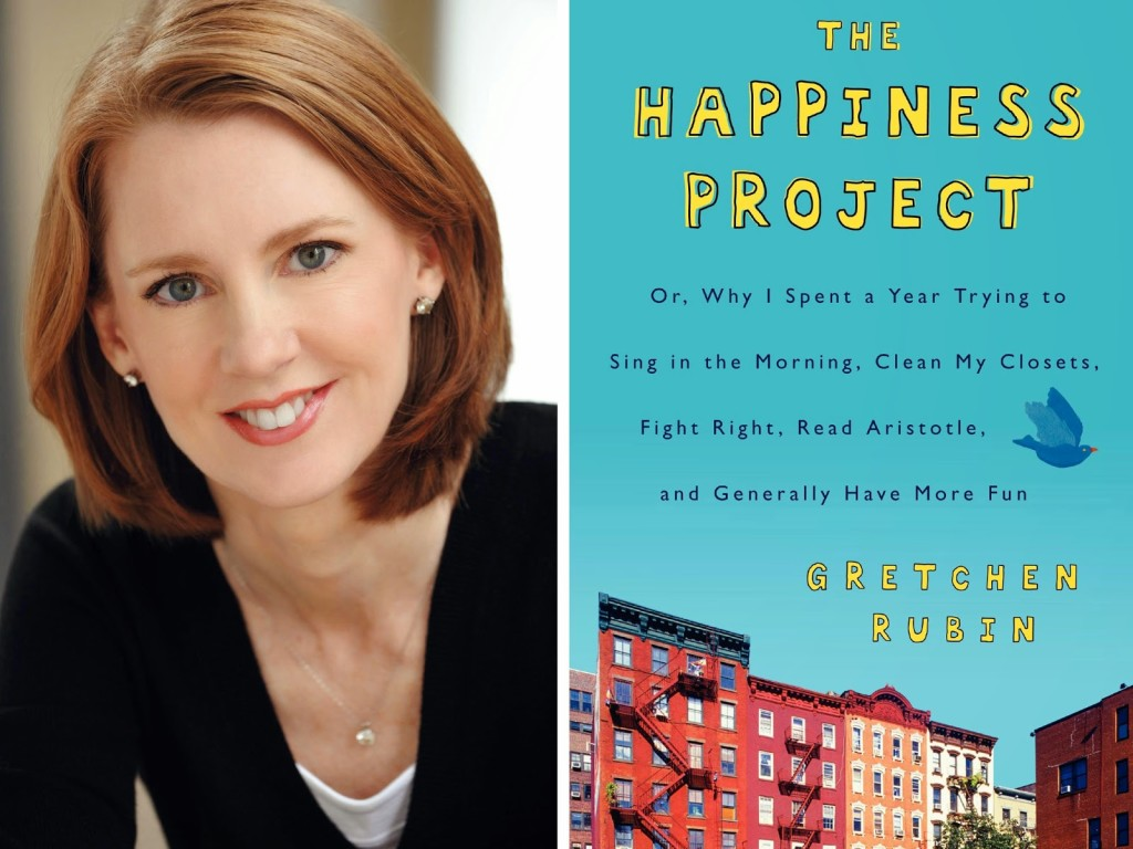 The Happiness Project Book Review Gretchen Rubin