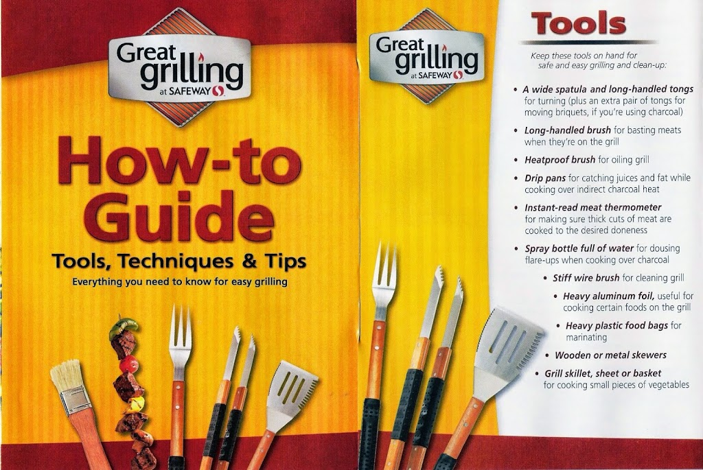 Safeway How to Guide