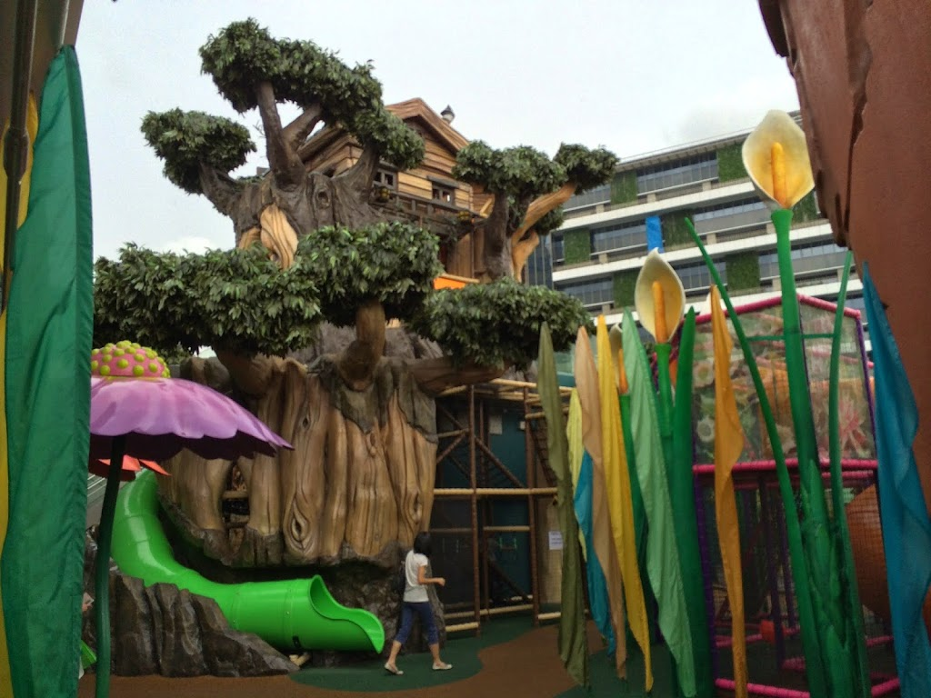 Play in Singapore Parks