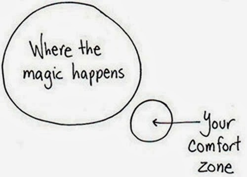 Breaking Out of Your Comfort Zone 2