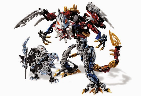 Brick by Brick - The Story of LEGO Bionicle