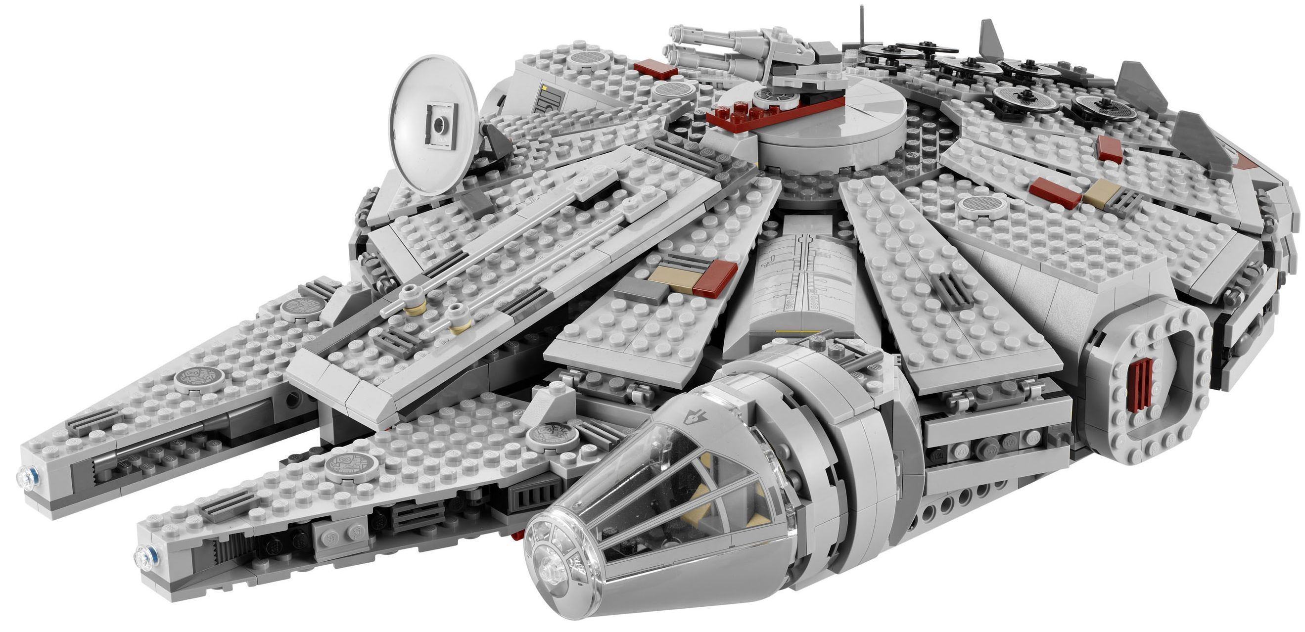 LEGO Star Wars Millennium Falcon – the most highly sought after toy ...