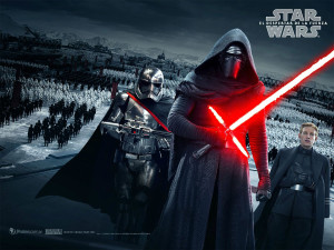 The Force Awakens Poster in Spanish
