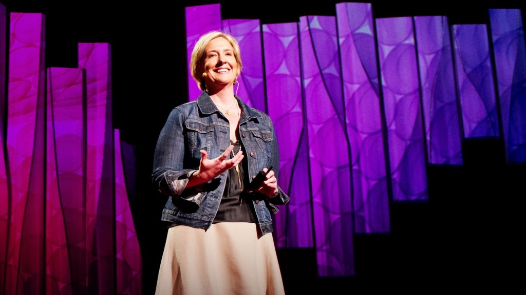 How being vulnerable transforms our lives Brene Brown