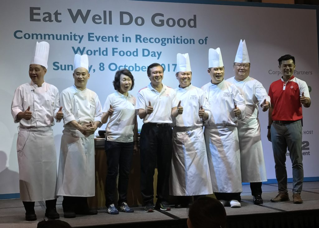 World Food Day PPHG Chefs Eat Well Do Good