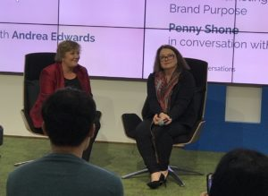 GE Penny Shone Content Marketing Interview