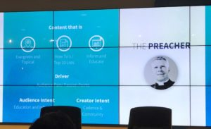 The Preacher Content Archetype