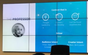 The Professor Content Archetype