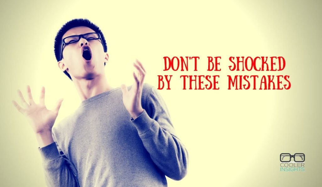 Top Social Media Marketing Mistakes