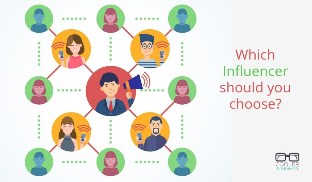 How to Choose Influencer