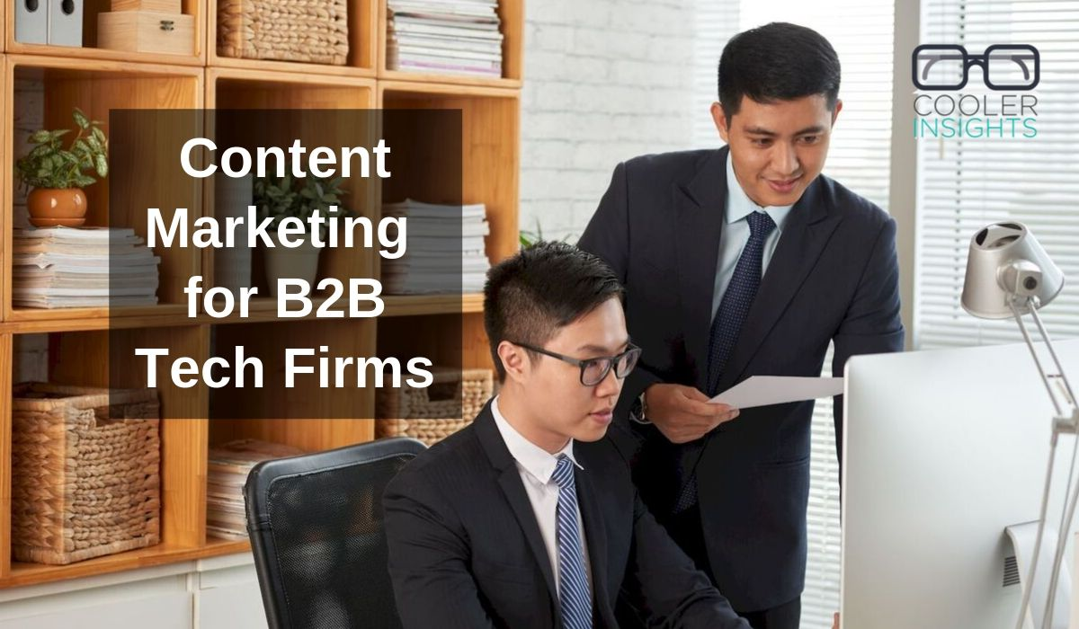 Content Marketing B2B Technology