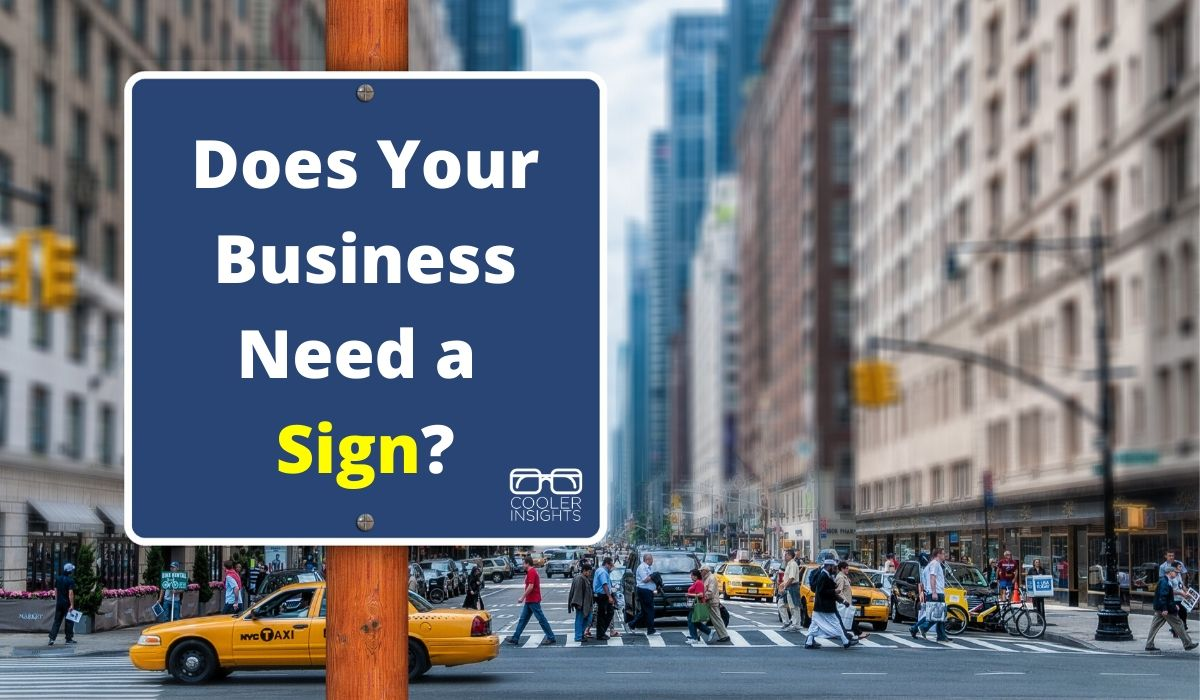 How Custom Signs can Save You Time, Stress, and Money.