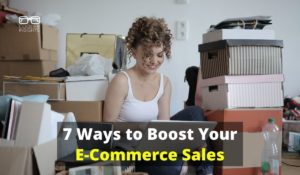 How to Boost e Commerce Sales